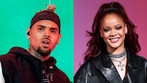 Chris Brown's 'Eagerly Awaiting' Rihanna's New Album: His Excitement Is At A 'Fever Pitch'