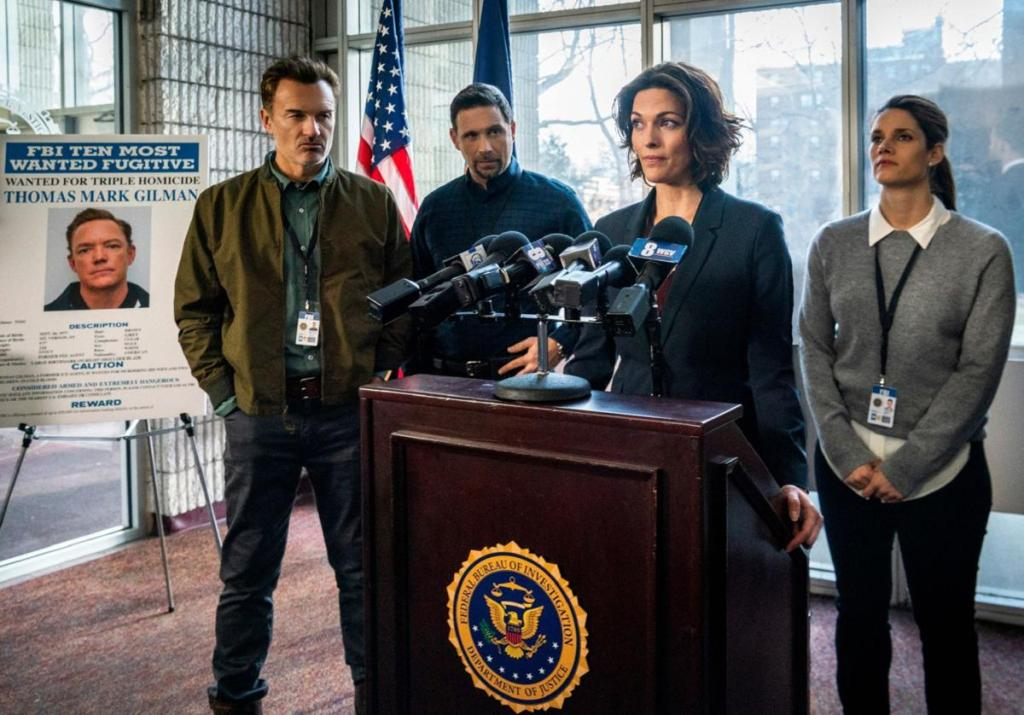Alana de la Garza Moves From 'FBI: Most Wanted' To 'FBI', Will Continue To Recur On Spinoff Series For CBS