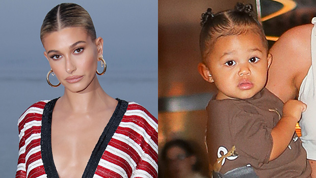 Hailey Baldwin Admits She Has 'Baby Fever' After Watching 'The Sweetest' Video Of Stormi Webster
