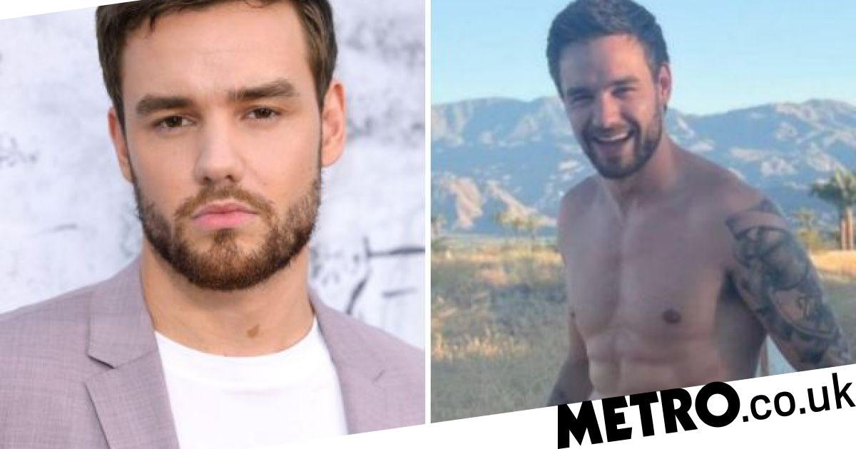 Liam Payne Strips That Down as he gets naked for new photoshoot