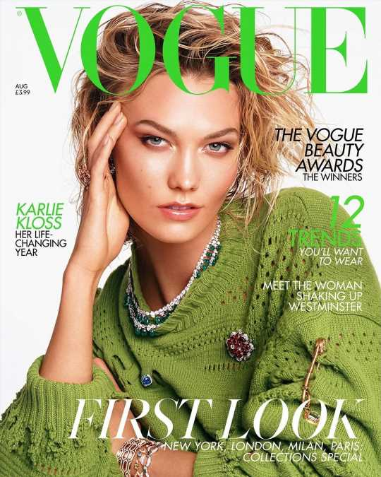 Karlie Kloss: 'Shabbat has brought so much meaning into my life'