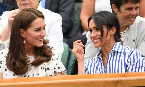 Will Kate Middleton and Meghan Markle attend Wimbledon together to watch Ladies' Singles Final?
