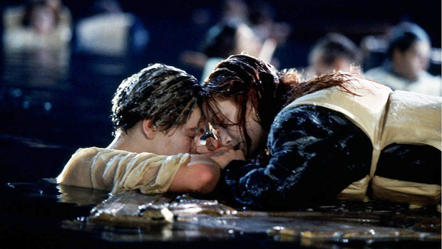 Leonardo DiCaprio Is Asked Whether Jack Could Have Fit On The Door In 'Titanic' & His Answer Is Everything