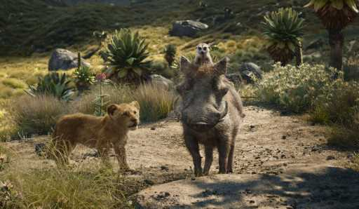 'The Lion King' Expected To Leave A Big Paw Print Around The World With $450M+ Total By Sunday – Preview