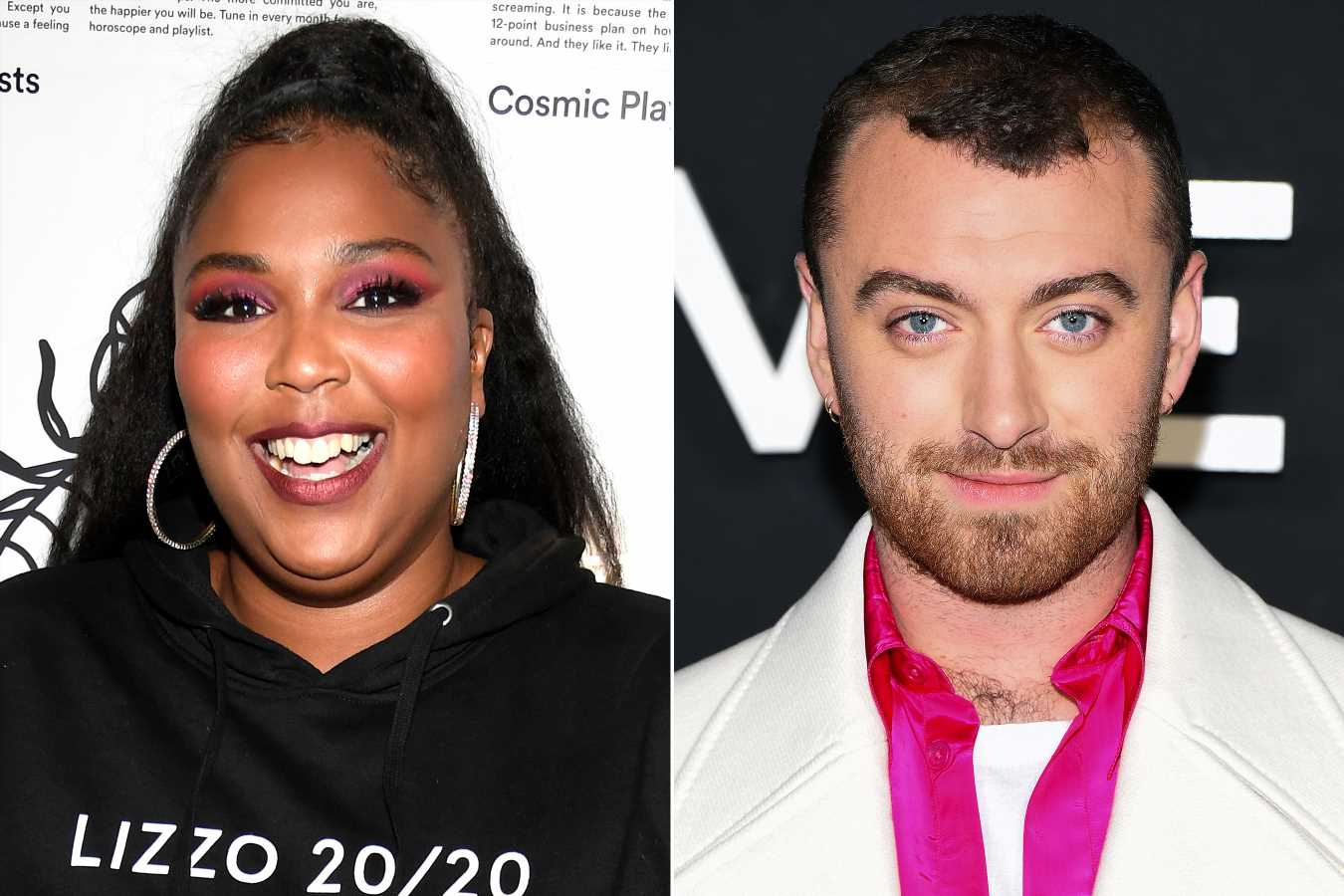 Sam Smith Fan-Girls Over Meeting Lizzo: 'Can't Wait to Watch You Continue to Take Over the World'