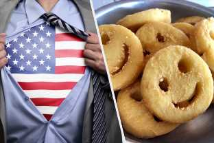 Pick Some Foods And We'll Determine If You're Secretly American