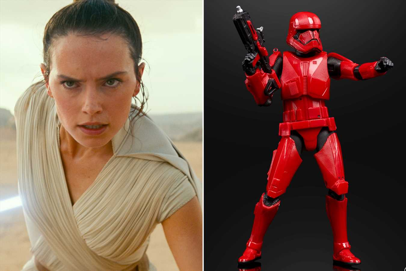 Star Wars 9: The Rise of Skywalker's Sith trooper unveiled ahead of Comic-Con