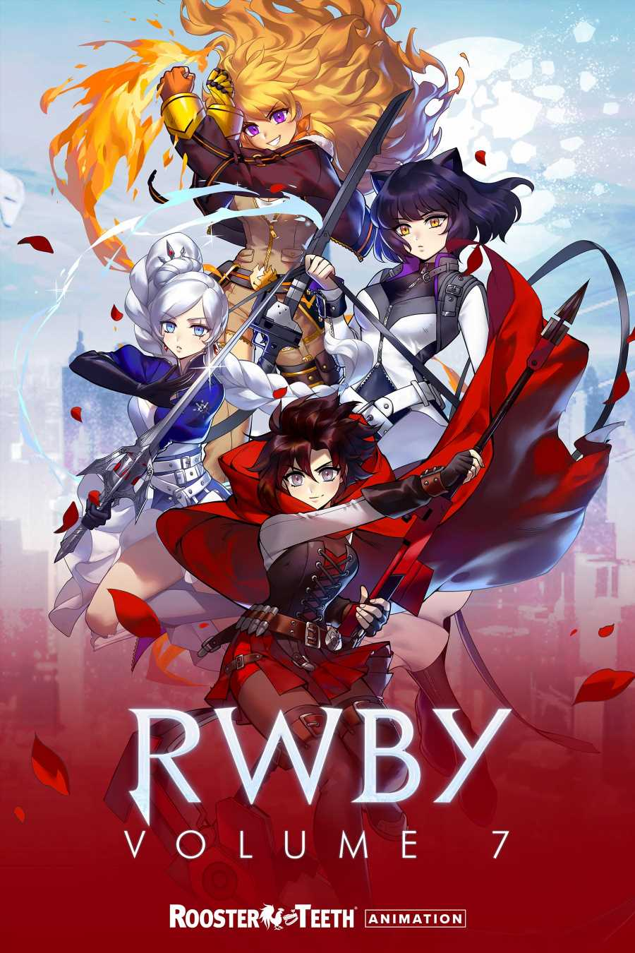 'RWBY' Volume 7: Premiere date and plot details revealed