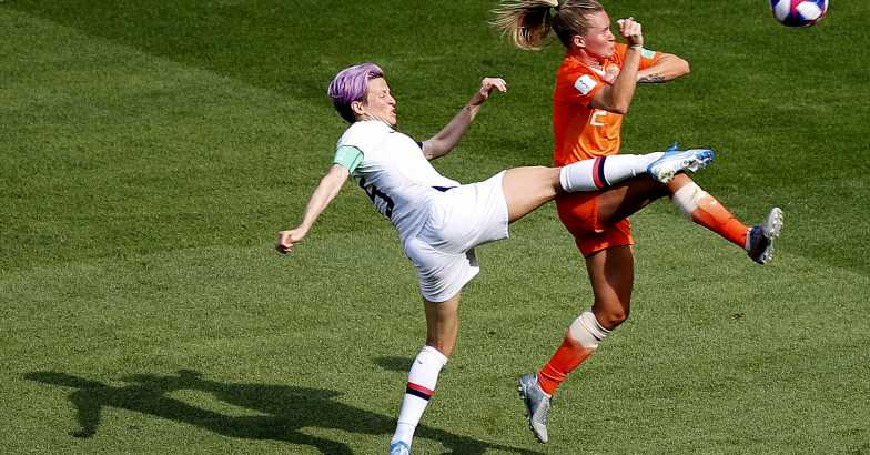 The US Just Won The Women's World Cup And Everything Is Amazing