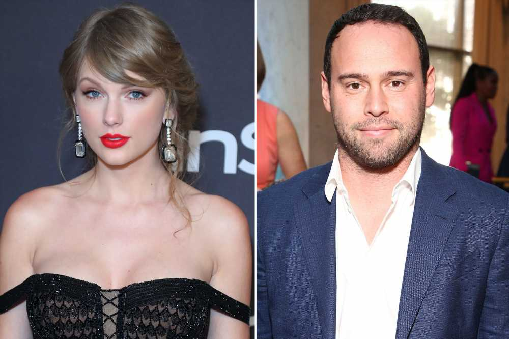 Scooter Braun Recalls a 'Kind' Teenage Taylor Swift but Declines to Comment on Recent Drama