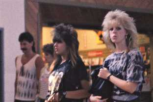 These Pictures Of American Malls In The '80s Are Actually Incredible
