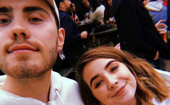 Zoe Sugg aka Zoella Gushes Over Boyfriend Alfie Deyes In New Instagram Post