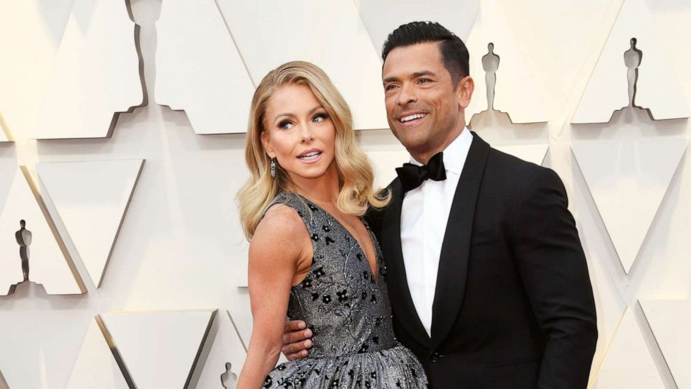 Kelly Ripa shares throwback of Mark Consuelos from their honeymoon in 1996