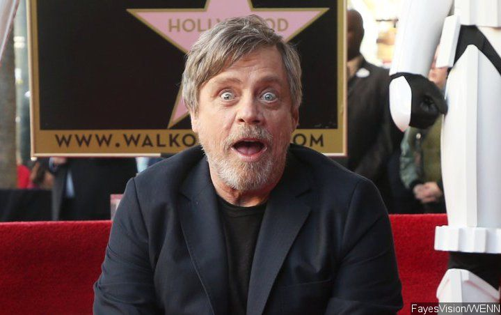 Mark Hamill Surprised With 2019 Icon Award at San Diego Comic Con