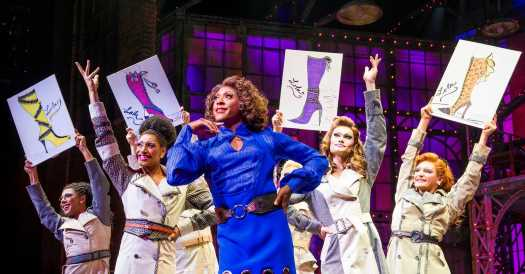 What's on TV Monday: 'Kinky Boots' and 'Spectre'