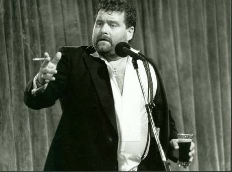 The king of Irish comedy: childhood memories of road trips with Brendan Grace