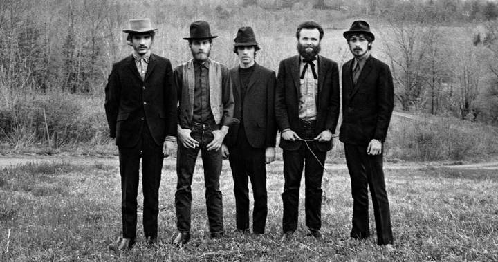 'Once Were Brothers: Robbie Robertson and The Band' announced as TIFF 2019 opening film