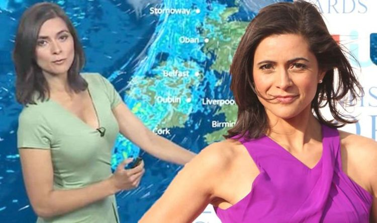 Lucy Verasamy: ITV weather favourite responds to viewer's unusual observation of her