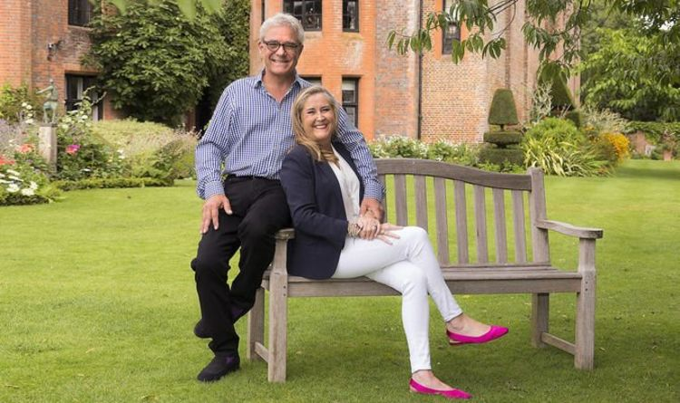 'Halfway through dinner our chef was arrested' Gogglebox's Steph & Dom tell hotel secrets