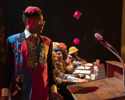 What Billy Porter Really Thought of His 'Pose' Nude Scene