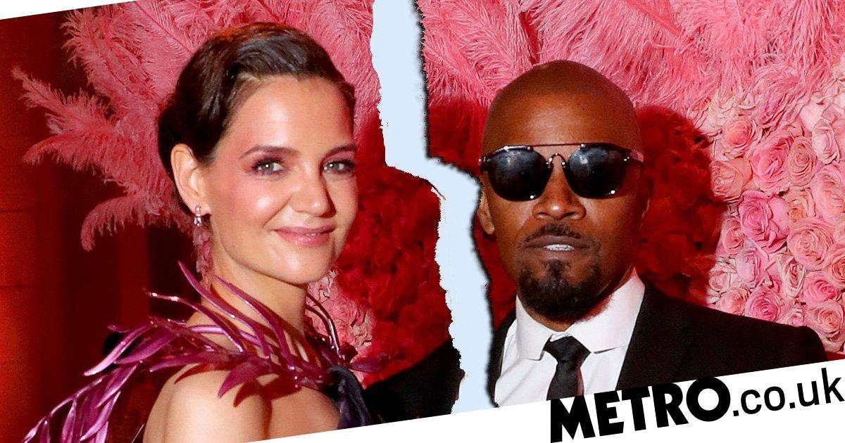 Jamie Foxx breaks silence on relationship with singer after Katie Holmes split
