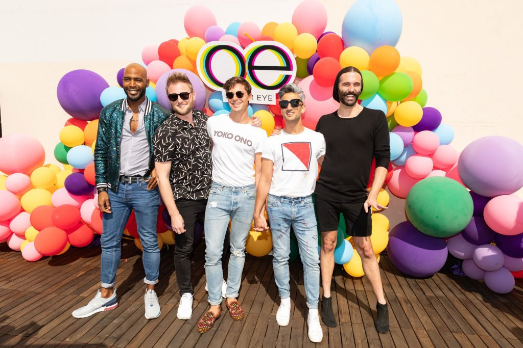 Where Does the 'Queer Eye' Squad Name, the 'Fab Five' Come From?