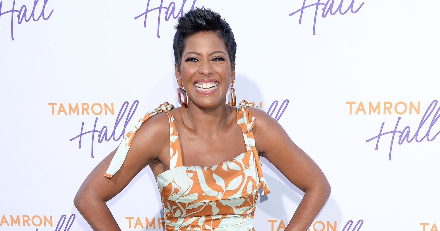 'They Took Away Her Dream Job': 'Tamron Hall' Promo Seemingly Shades 'Today'