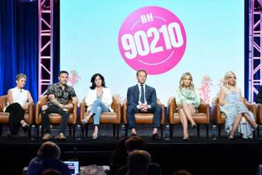 'BH90210' Cast: Who's Single and Who's Not
