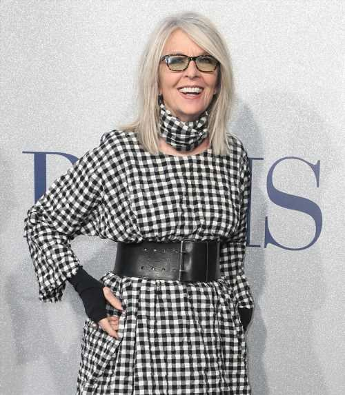 Diane Keaton: 'I haven't been on a date in, I would say, 35 years'