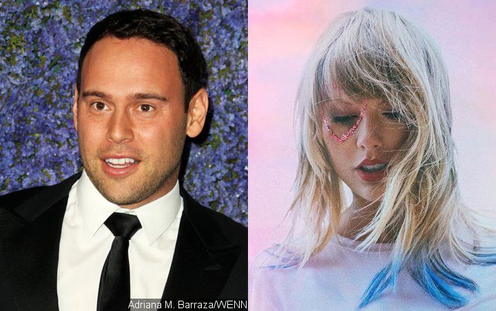 Scooter Braun Branded as Fake After Congratulating Taylor Swift on New Album