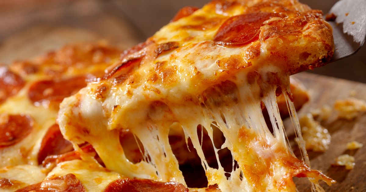 Pizza for breakfast is better for you than cereal, claims dietitian