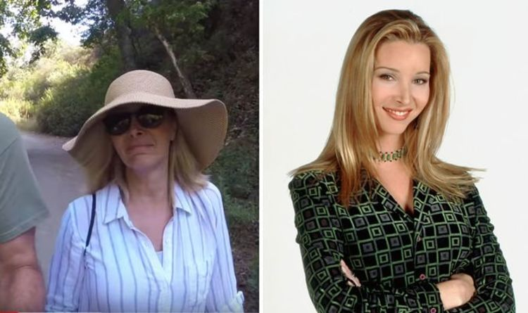 Friends star Lisa Kudrow opens up on 'struggle' as Phoebe Buffay 'It wasn't me'