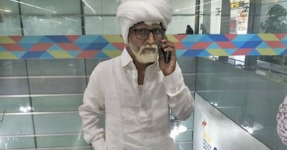 Man, 32, dresses as wheelchair-bound OAP to try travel on 81-year-old's passport
