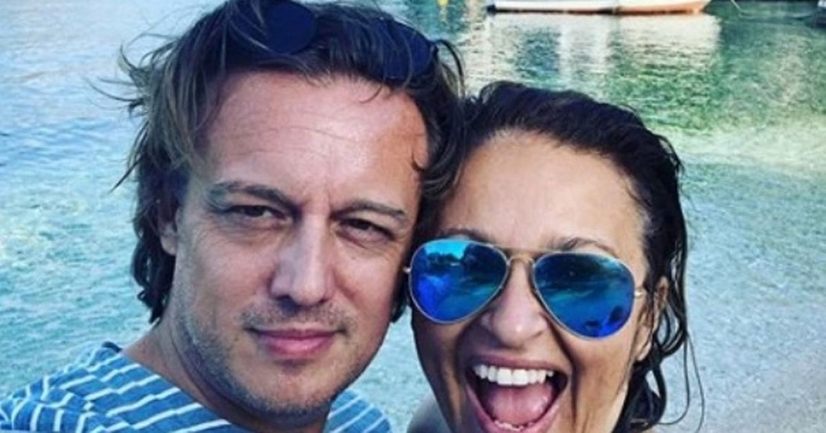 Loose Women star Nadia Sawalha goes skinny dipping in body confidence post
