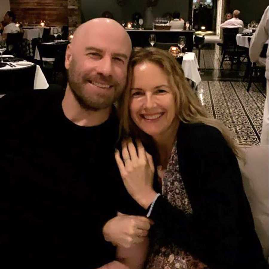 John Travolta and Kelly Preston Celebrate 28 Years of Marriage with a Romantic Dinner