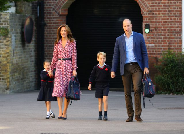 Kate Middleton Is Not The Most Popular Mom At Prince George And Princess Charlotte's School