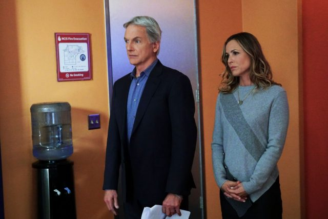 'NCIS' Star Maria Bello Teases Fans With More Behind-The-Scenes Photos