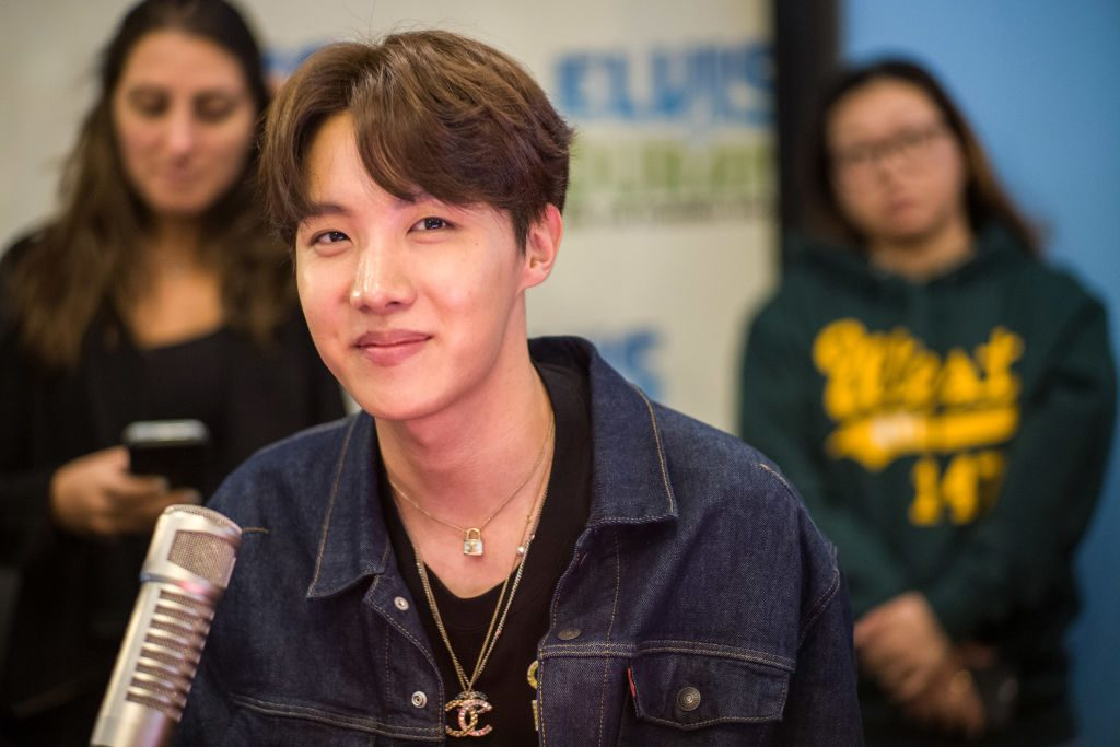 Who Wrote J-Hope and Becky G's Song, 'Chicken Noodle Soup'?