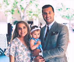 'Counting On': Jinger Duggar and Jeremy Vuolo Are Making Sure Their Daughter Isn't Raised the Way Duggar Was