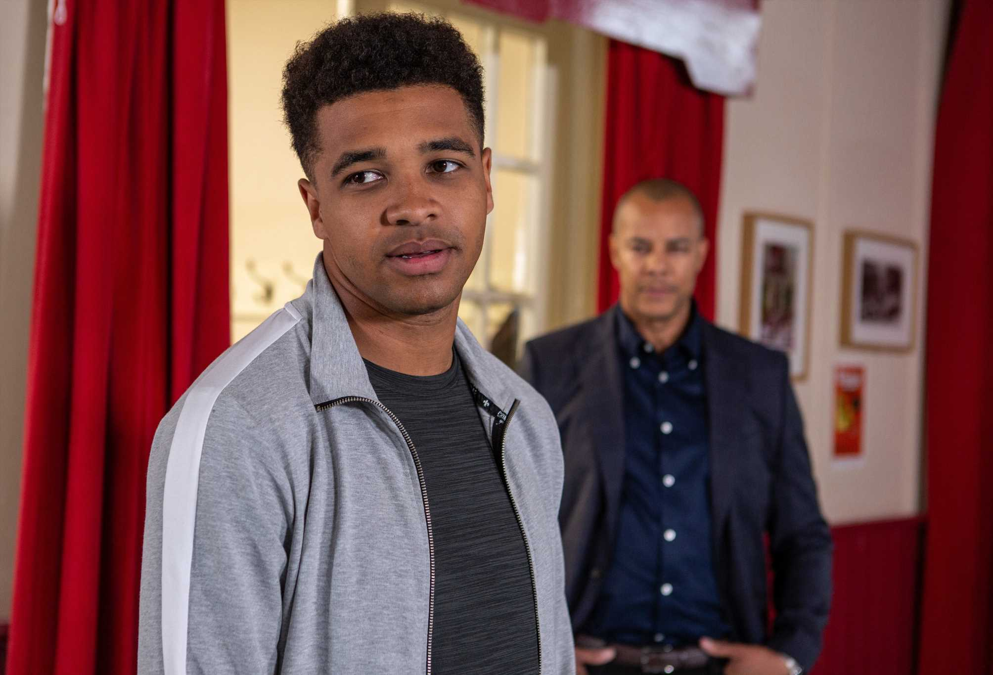 Emmerdale fans confused after Asan N'Jie didn't appear in tonight's episode hours after soap axe