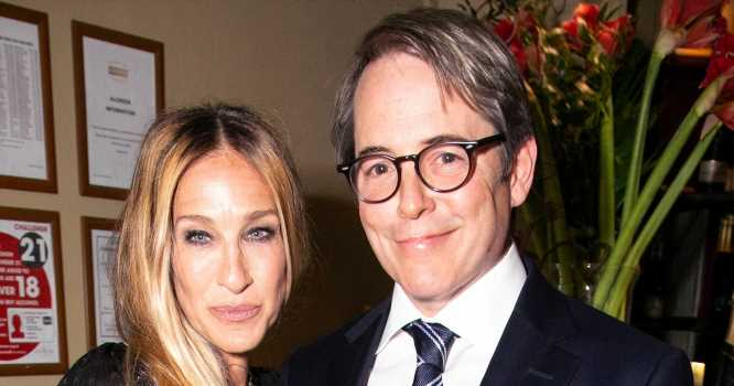 Sarah Jessica Parker: How My Marriage to Matthew Broderick Has Stayed 'Strong'