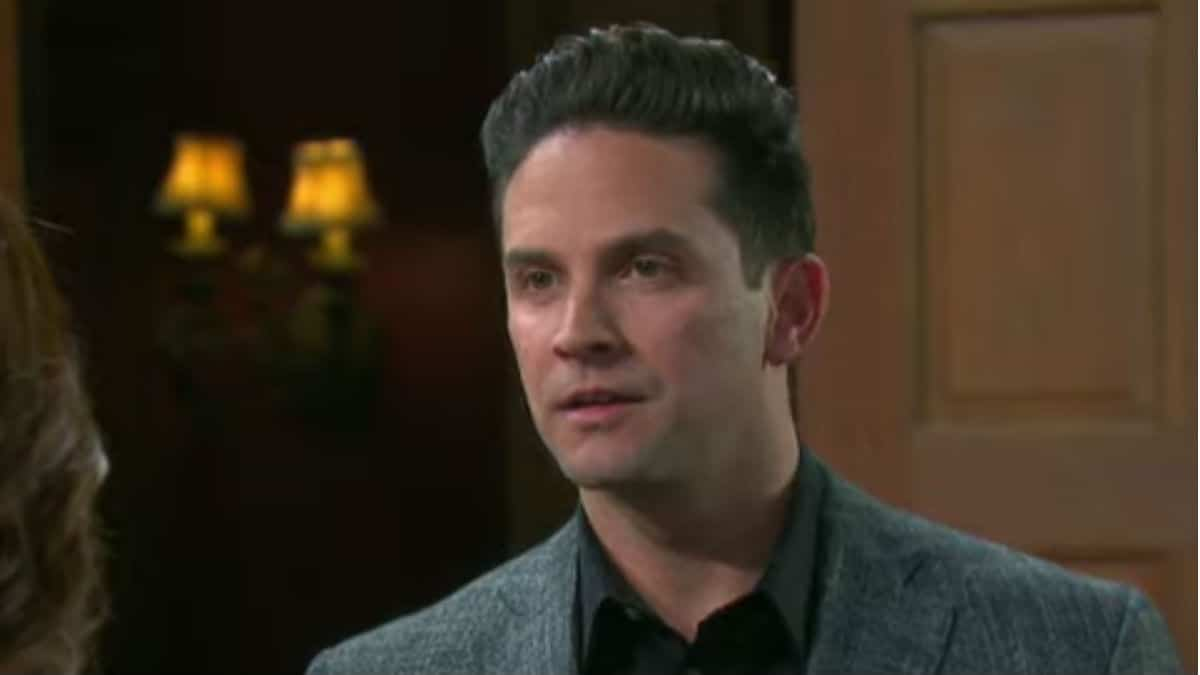 Days of our Lives spoilers: Brandon Barash out as Stefan