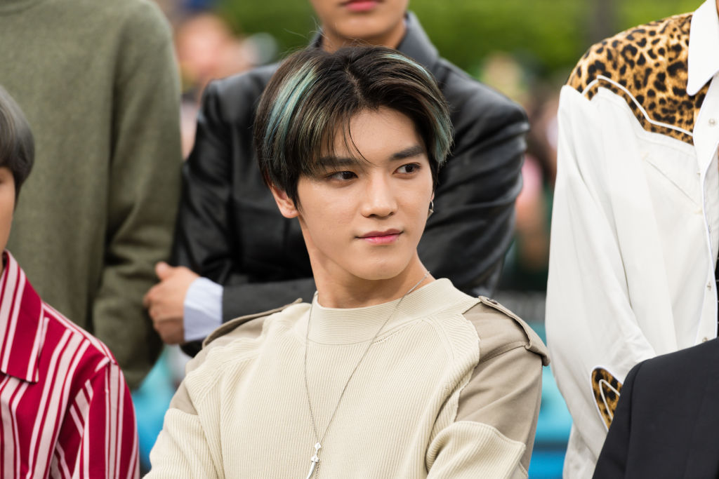 SuperM Releases Teaser Trailer and Concept Photos for Taeyong