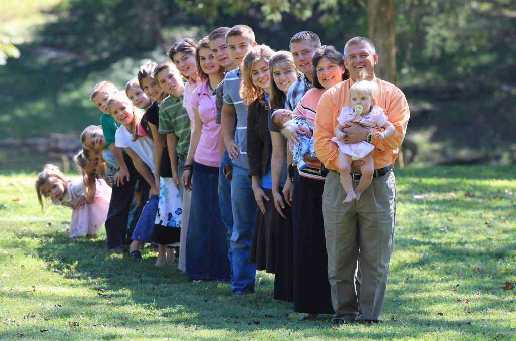 The Bates Family Just Proved They Are Just as Fertile as the Duggar Family