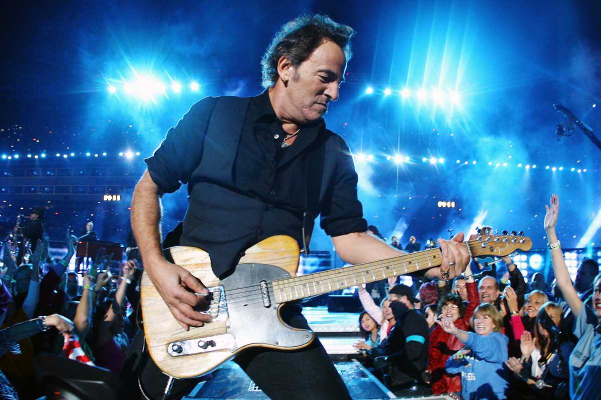 Seven Thoughts on Bruce Springsteen for His 70th Birthday