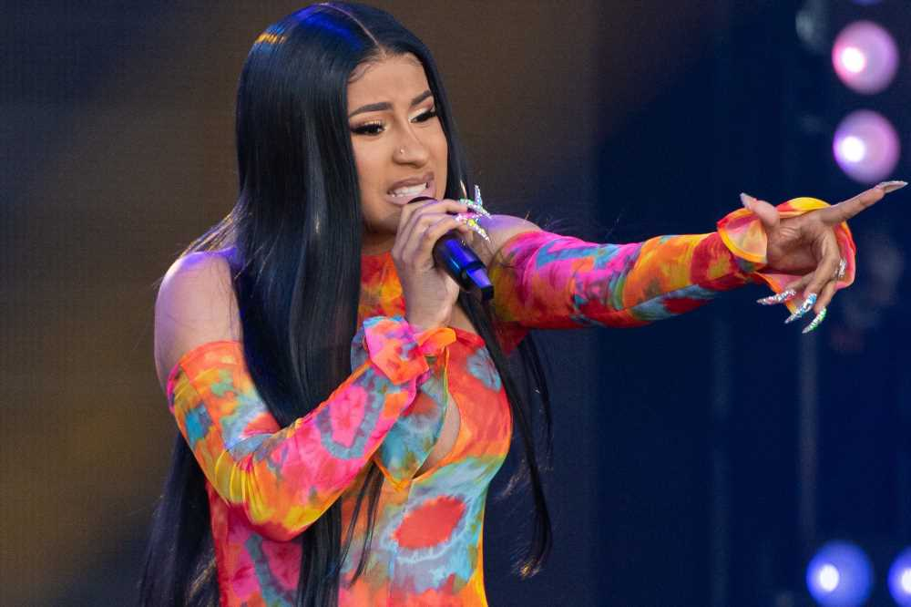 Cardi B Feuds With Crew Of Rapping 10-year-olds