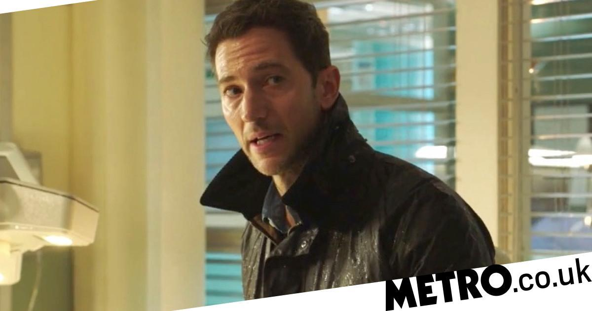 Holby City star reveals all on Jac and Joseph's major reunion