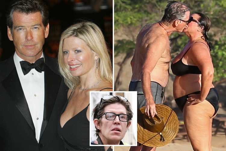 How Pierce Brosnan lost his wife and daughter to cancer and son to drugs – but was saved by wife who makes him 'weak at the knees' – The Sun