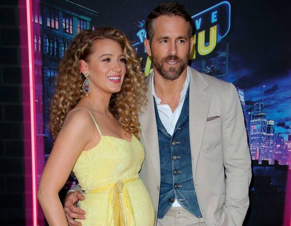 Blake Lively Had the Best Reaction to Ryan Reynolds' Sexy New Campaign