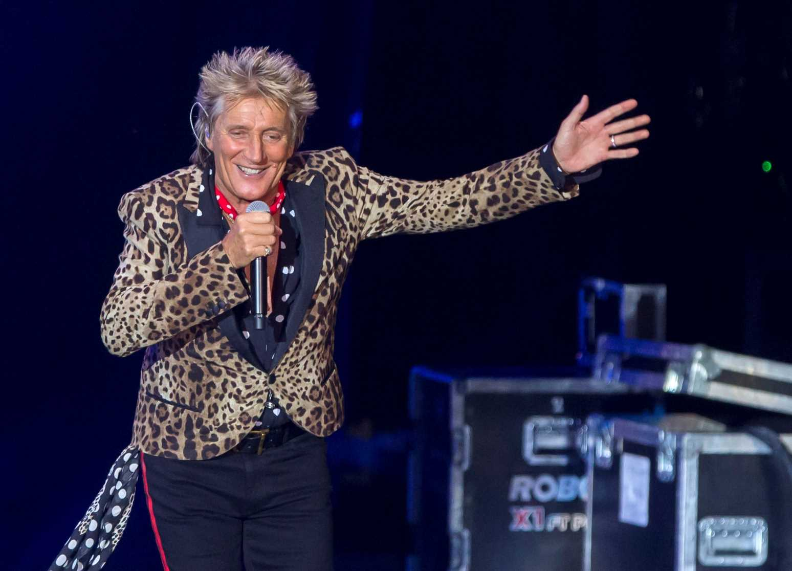 Rod Stewart Preps New Orchestral LP 'You're in My Heart'